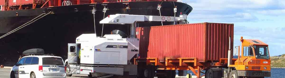 Worldwide Cross shipment Transfers  trucking airports port